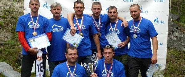 Атомная Регата -2012 - 21 Августа 2012 - Вертикаль