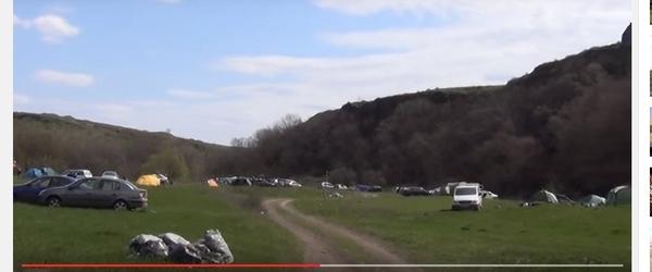 Сюжет о зайцевских скалах - 29 Апреля 2013 - Вертикаль
