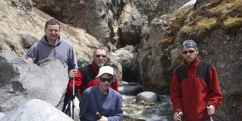 В Грузии при восхождении под лавину попали 4 альпиниста из Волгодонска - 10 Января 2013 - Вертикаль