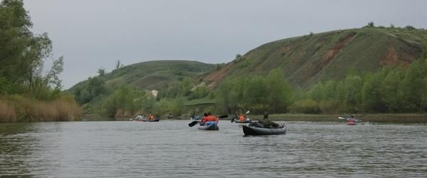 Отчет о водном сплаве по реке Медведица